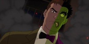 Icons Adam West and William Shatner Are 'Batman Vs. Two-Face' on Blu-ray/DVD 10/17!