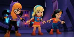 'LEGO DC Super Hero Girls: Brain Drain' (review)