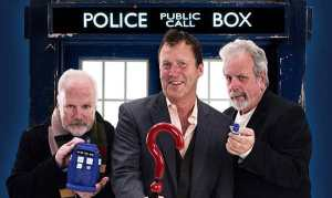 'RiffTrax Live: Doctor Who – The Five Doctors' (review)