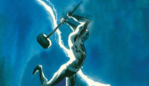 Dark Horse Comics Announces 'Black Hammer: Age of Doom' by Jeff Lemire & Dean Ormston