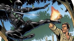 'G.I. Joe' Recruits Steve Austin, 'The Six Million Dollar Man' For New Comic Mini-Series!
