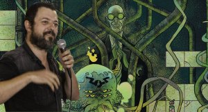 FOG! Chats With 'Sherlock Frankenstein & The Legion of Evil' Artist David Rubín!