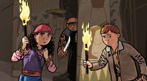FOG! Exclusive! Dark Horse Announces 'Rocket Robinson and The Pharaoh's Fortune'