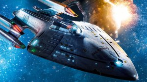 Win 'Star Trek Prometheus – Fire with Fire'!