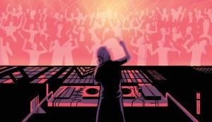 Legendary DJ Paul Oakenfold Releases Graphic Novel Memoir With An Original Soundtrack