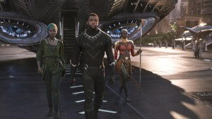 'Black Panther' (review by Sharon Knolle)