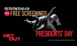 'Get Out' Free Nationwide Screening Tonight!   #GetOutOneYearLater