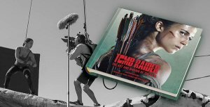 Win 'Tomb Raider: The Art and Making of the Film'