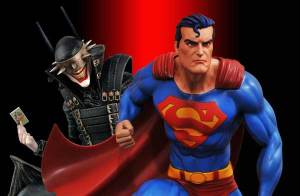 The DC Comic Universe Joins the World of Gallery PVCs!