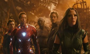 'Avengers: Infinity War' (review by Stefan Blitz)