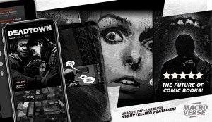 M2 Releases Groundbreaking Digital Comics Platform: Macroverse