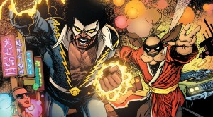'Black Lightning/Hong Kong Phooey Special #1' (review)