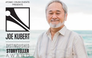 Stan Sakai is the Recipient of the Inaugural Joe Kubert Distinguished Storyteller Award