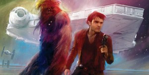 Win 'The Art of Solo: A Star Wars Story'
