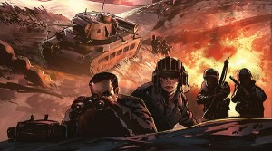 Exclusive Preview: 'World of Tanks Citadel #2' Written by Garth Ennis!