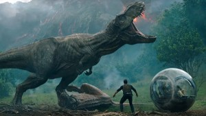 'Jurassic World: Fallen Kingdom' (review by Leyla Mikkelsen)