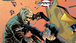 'Batman: Prelude to the Wedding – Nightwing Vs. Hush #1' (review)