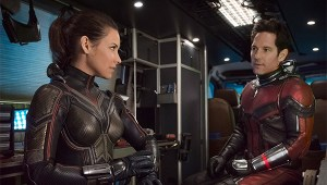 'Ant-Man and The Wasp' (review by Sharon Knolle)