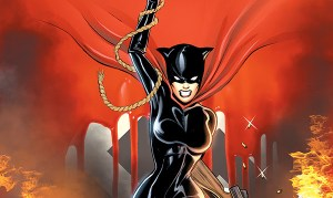 Dynamite Signs Billy Tucci For 'Miss Fury' Ongoing Comic!