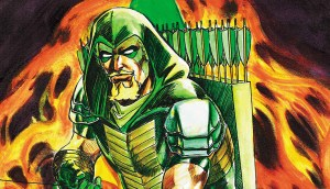 'Green Arrow #42' (review)
