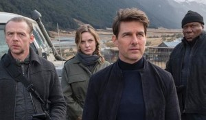 'Mission: Impossible – Fallout' (review by Leyla Mikkelsen)