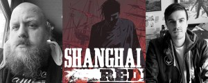 FOG! Chats With 'Shanghai Red' Creators Christopher Sebela and Joshua Hixson!