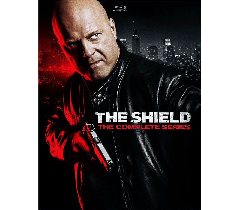 The Shield – Complete Series Collector's Edition' Arrives on