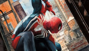 Win 'Marvel's Spider-Man: Hostile Takeover', The Prequel Novel to The New Game!