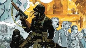 DC Vertigo To Release WW2 Graphic Novel 'Six Days'