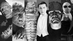 'Universal Classic Monsters: Complete 30-Film Collection' Arrives on Blu-ray for The First Time Ever!!