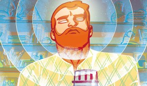 'Cave Carson Has An Interstellar Eye #6' (review)