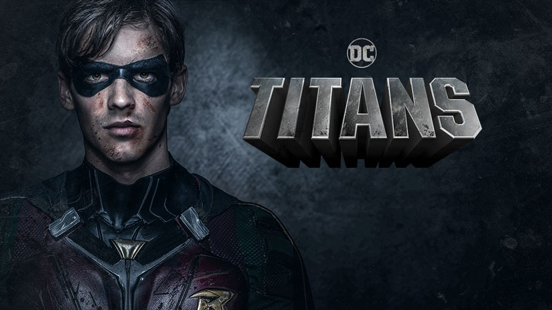 WBTV NYCC 2018 Announcement/World Premiere of 'Titans' | Forces of Geek