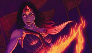 'Wonder Woman #55' (review)