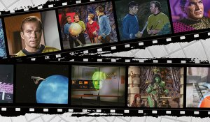 Win 'Star Trek: The Lost Scenes'  From Titan Books!