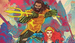 'Justice League/Aquaman: Drowned Earth #1' (review)