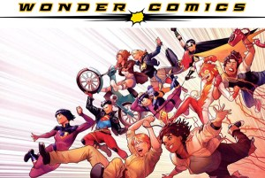 NYCC: DC Meet the Publishers Panel Announces Wonder Comics and DC Primal Age