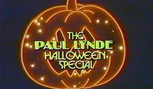 Win 'The Paul Lynde Halloween Special' DVD