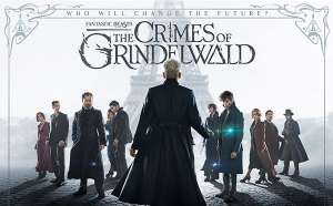 Hey Boston and Hartford Muggles!  We've Got Passes For 'Fantastic Beasts: The Crimes of Grindelwald'