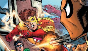 'Teen Titans: Walmart 100-Page Giant #4' (review)