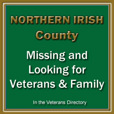 Missing and Looking for Veteran's & Family