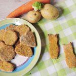 Nuggets o crocchette di verdure