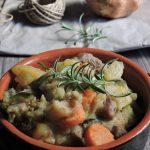 Spezzatino con le verdure