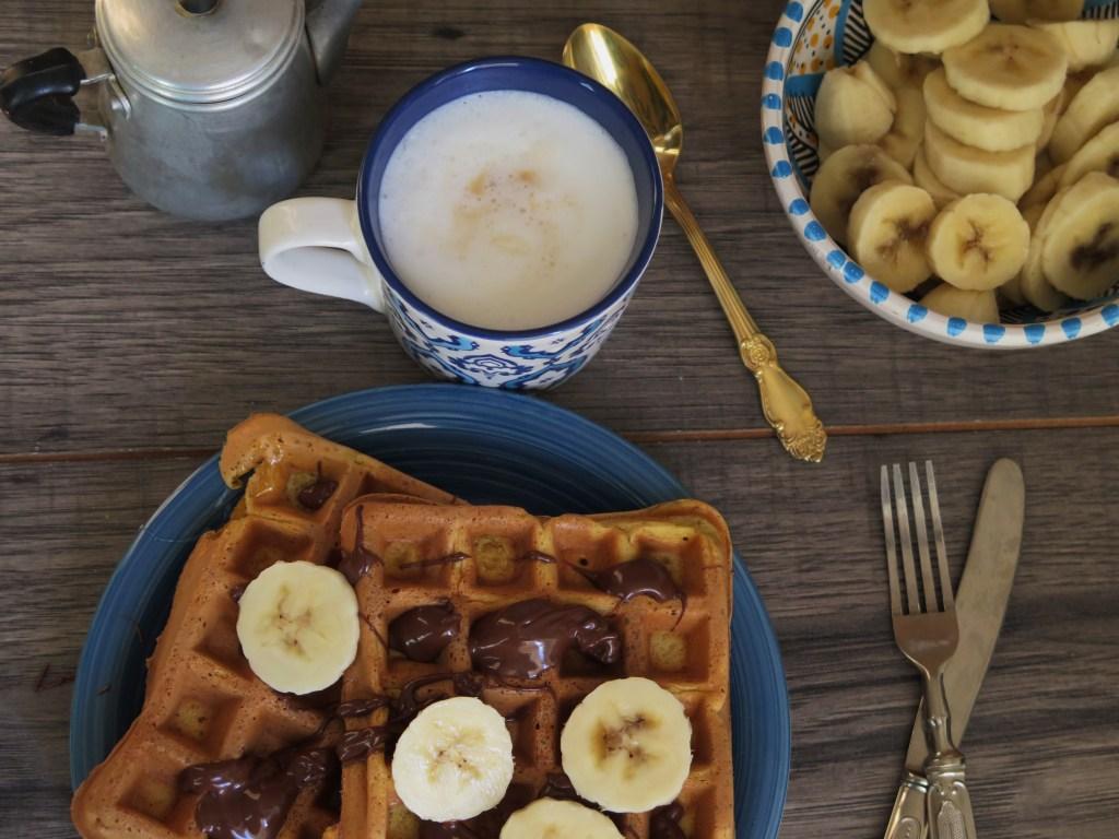 Waffle o Gaufre? L'importante è che siano buoni!