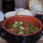 Zuppa di farro e verdure, una ricetta low-cost
