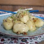 Gnocchi ripieni di formaggio