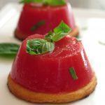 Geleè di pomodoro su frolla salata vegan : Contest Love Veggy di Rigoni