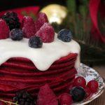 Pancakes Red Velvet