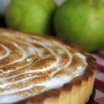 Bergamotto Meringue Pie