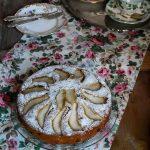 Torta pere e mascarpone