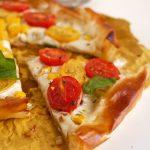 Pizza veloce con pasta fillo